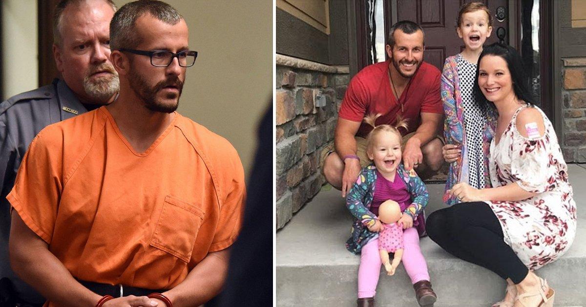 trtetwt.jpg?resize=1200,630 - Convicted Family Murderer Chris Watts Hates Spending Holidays In Prison