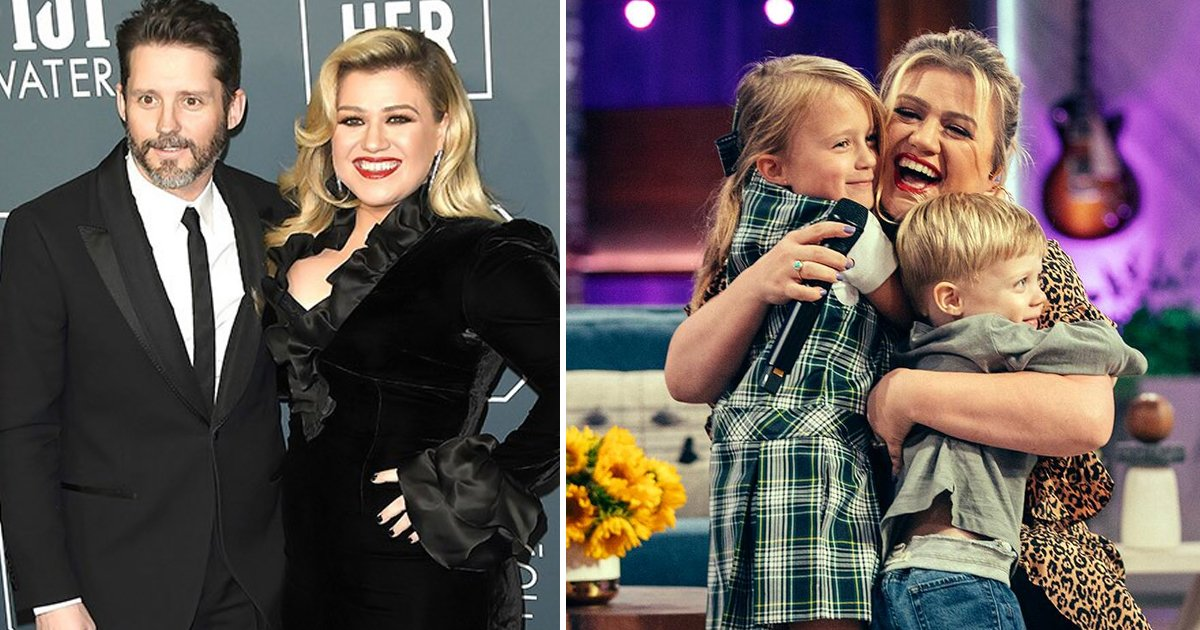 trtrtaag.jpg?resize=1200,630 - Kelly Clarkson Wins Primary Custody Of Kids As Husband Seeks $436K-A-Month In Support