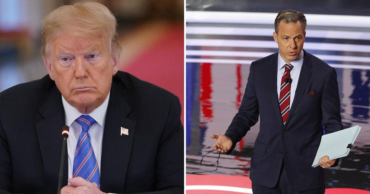 trtrtrt.jpg?resize=412,232 - CNN Host Brands Trump As The 'Sorest Loser In US History' After Surprise 46-Minute Speech