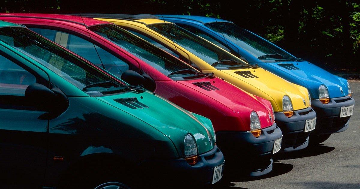 twingo2.jpg?resize=1200,630 - Nostalgie: la Renault Twingo, une voiture qui a marqué l'histoire automobile