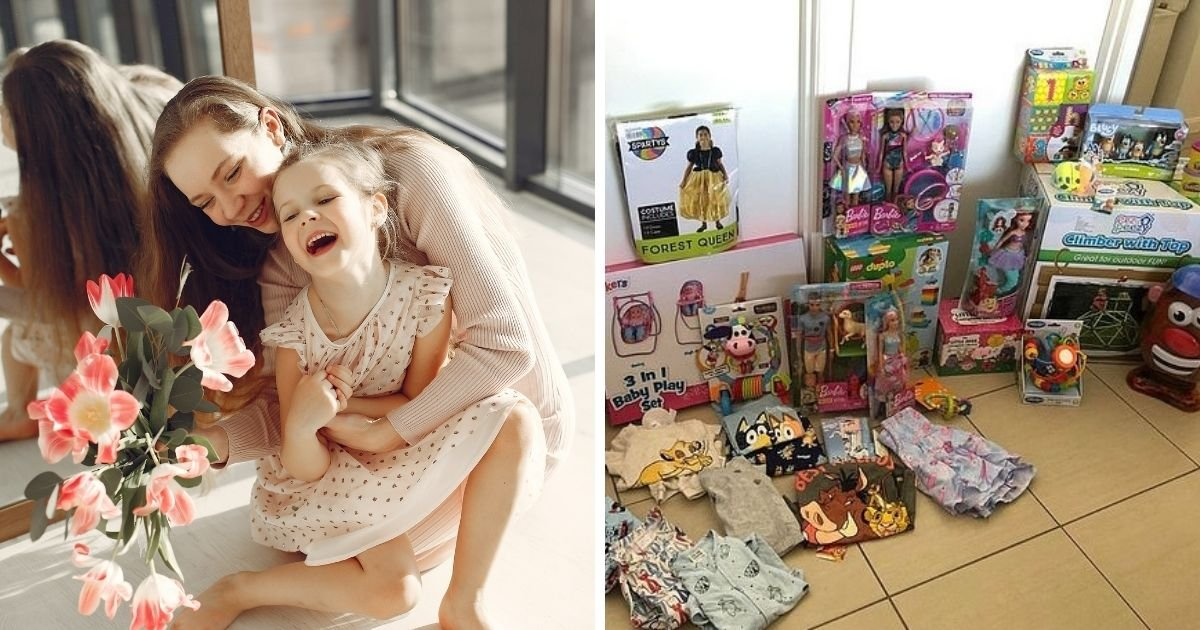 untitled design 12 1.jpg?resize=1200,630 - Parents Slam Mom Who Spent A Small Fortune On Gifts For 3-Year-Old Daughter