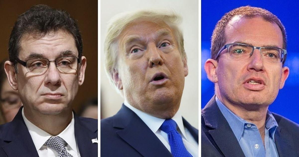 untitled design 14.jpg?resize=1200,630 - Moderna And Pfizer CEOs Decline Trump's Invitation To White House Vaccine Summit