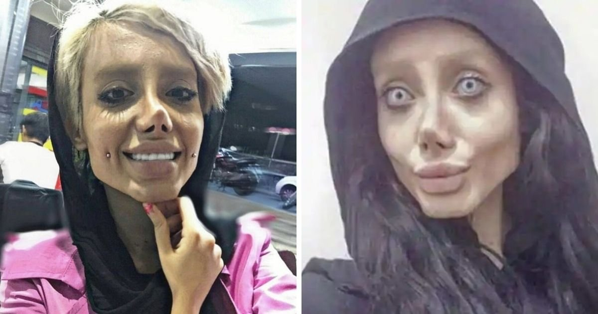 untitled design 2 10.jpg?resize=1200,630 - 'Zombie Angelina Jolie' Is Jailed For 10 Years After Sharing Photos Of Herself