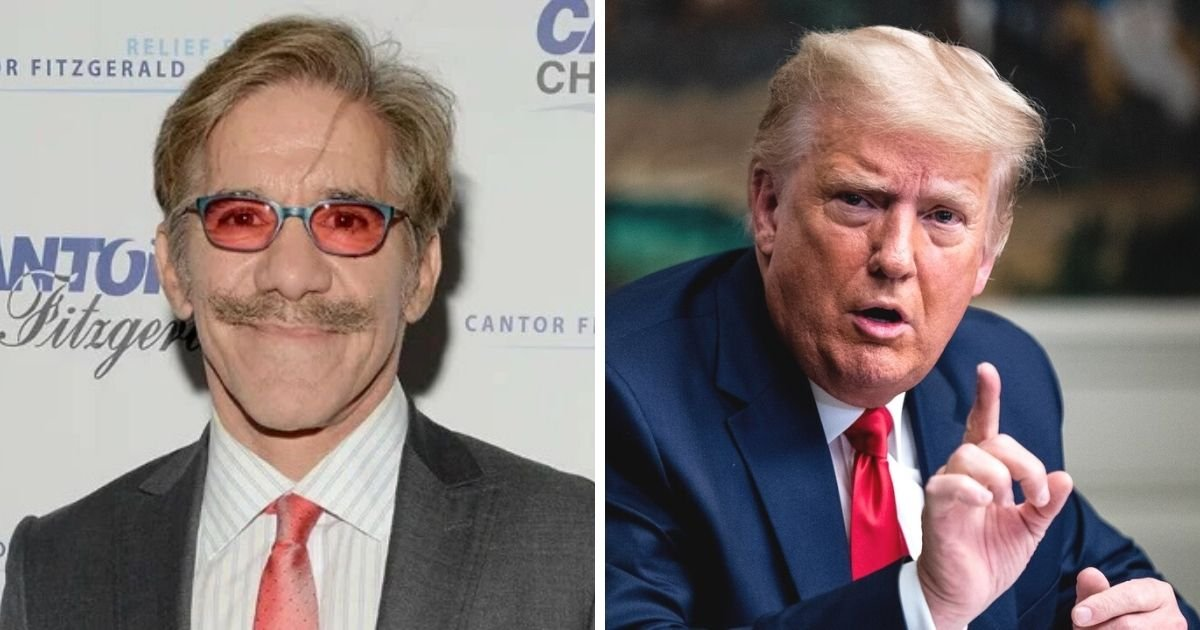 untitled design 25.jpg?resize=1200,630 - Trump Supporter Geraldo Rivera Says The President Is Acting Like An 'Entitled Frat Boy'