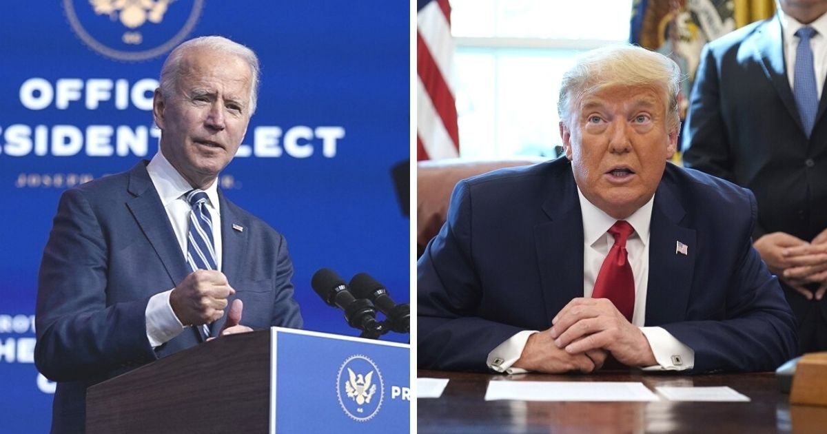 untitled design 3 17.jpg?resize=1200,630 - Joe Biden Says Trump Administration's Refusal To Cooperate With The Transition Is 'Nothing Short Of Irresponsibility'