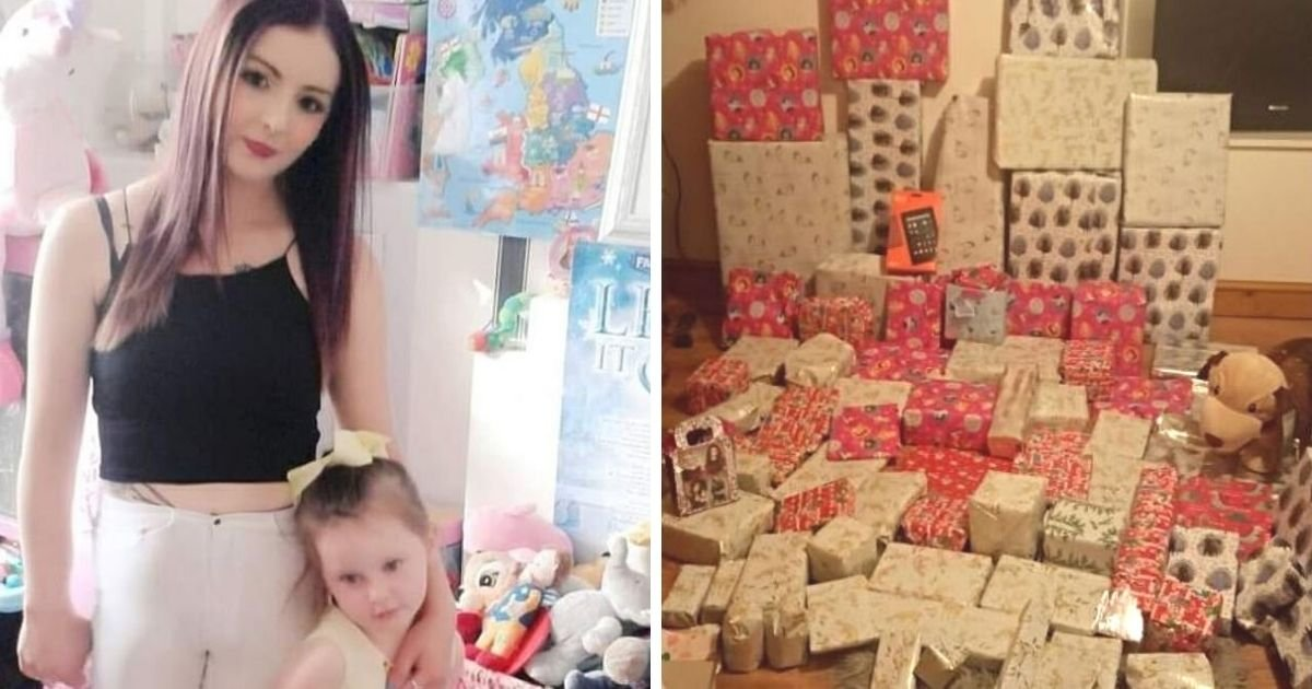 untitled design 5 12.jpg?resize=1200,630 - Mother Facing Backlash After Sharing Photo Of Gifts She Bought For Her Daughter For Christmas