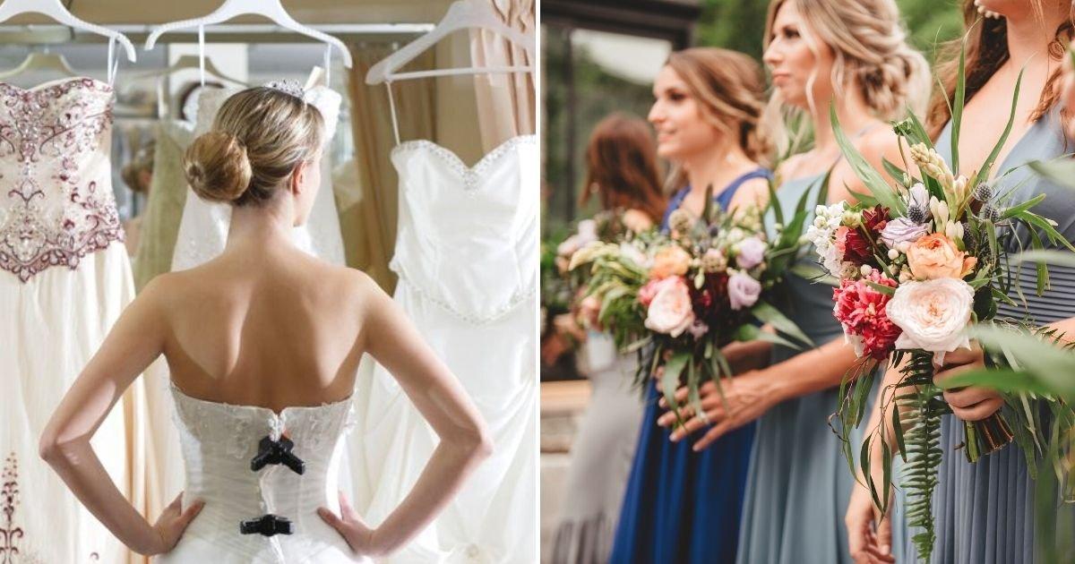 untitled design 5 6.jpg?resize=1200,630 - Man Bans Fiancée From Wearing White Wedding Dress Because She Isn't A Virgin