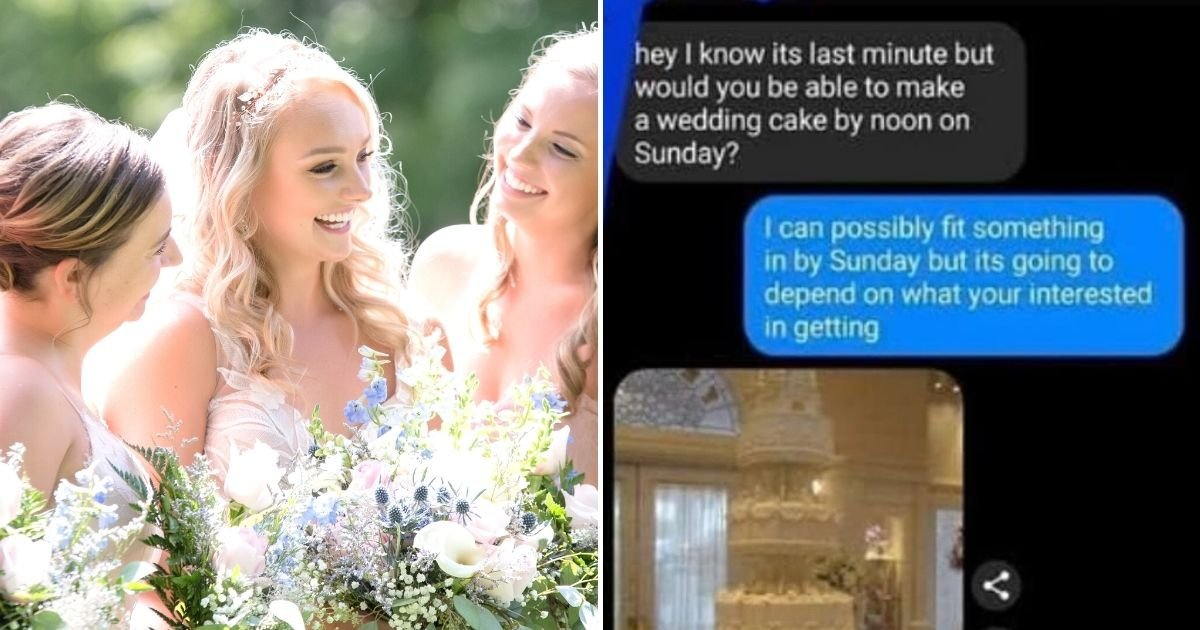 untitled design 6 2.jpg?resize=1200,630 - Bride Mocks Her Friend After She Refuses To Accept Her Insane Request