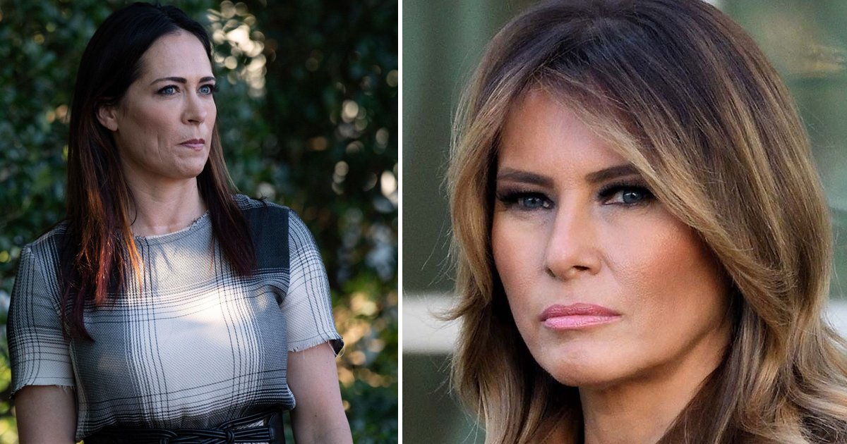 yaryy.jpg?resize=1200,630 - White House Staff Blames Grisham For Melania's 'Missing Out On A Magazine Cover'