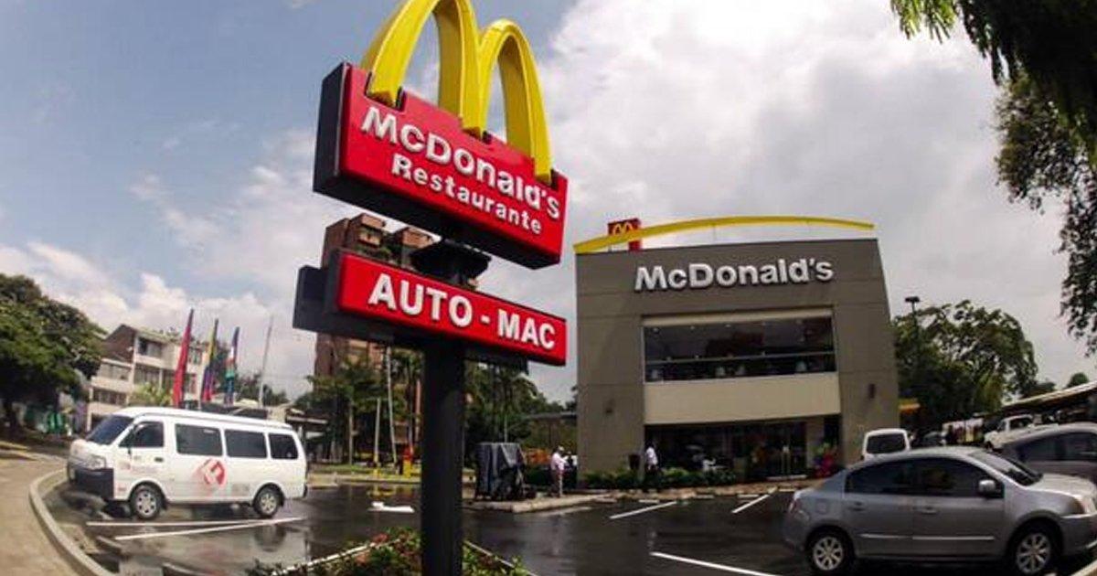 1 159.jpg?resize=412,232 - Empleada De McDonald's Revela Que Hay Cámaras Ocultas Que Captan Lo Que Hacen los Clientes En El Autoservicio