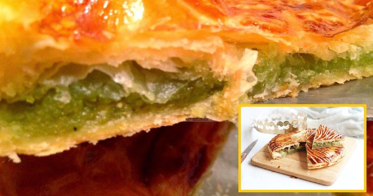 1 gdr.jpg?resize=1200,630 - À vos fourneaux: découvrez la recette de la galette des rois à la pistache