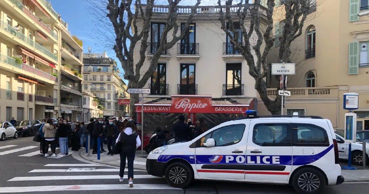 1 nice.jpg?resize=1200,630 - Nice: le restaurateur qui a ouvert illégalement sa brasserie a été placé en garde à vue