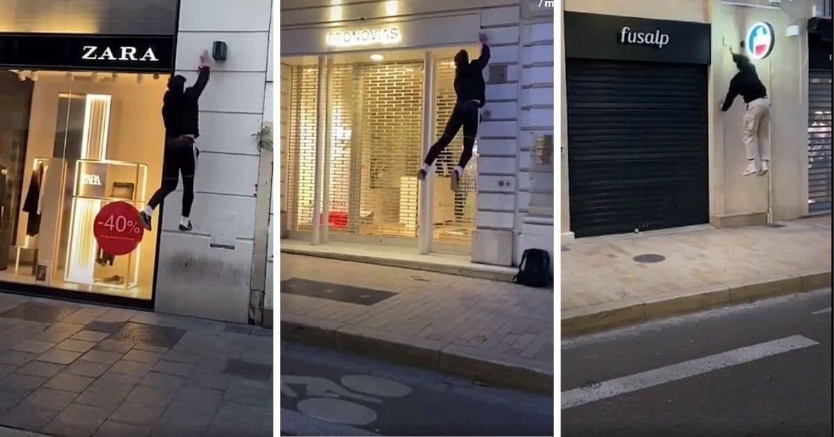 11 my.jpg?resize=1200,630 - Vidéo: deux Marseillais font le buzz sur TikTok en éteignant les lumières des magasins pendant la nuit