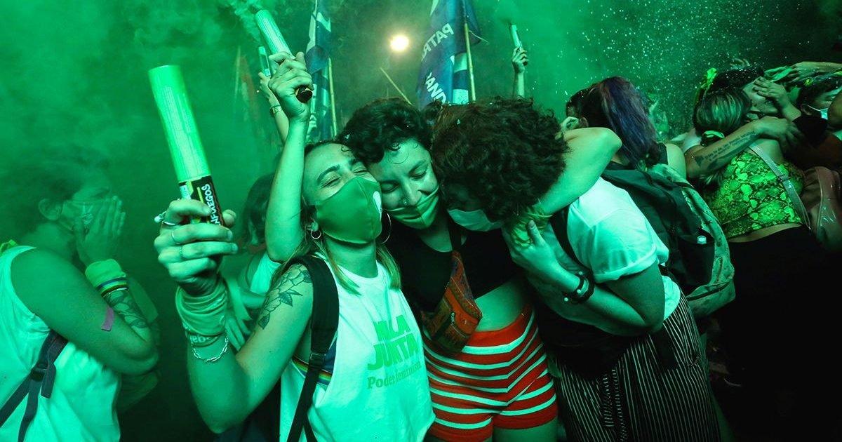 20210109 amp002 0 e1610740986811.jpg?resize=1200,630 - Argentine : l'avortement est enfin devenu légal