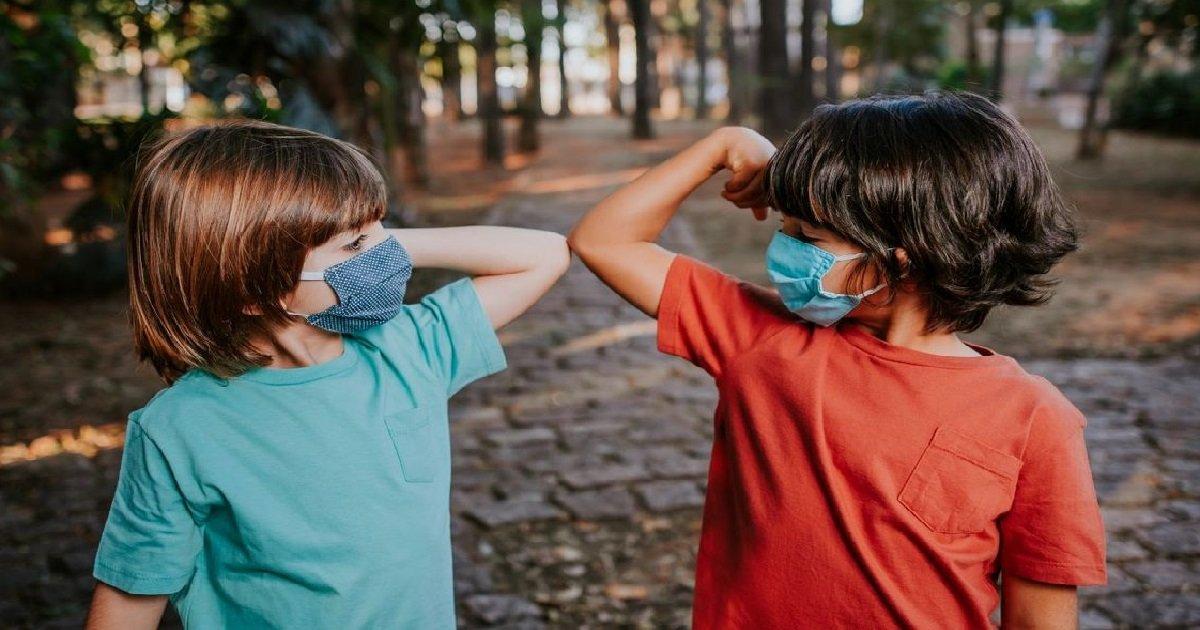 3 corona.jpg?resize=300,169 - Coronavirus: pourquoi les enfants sont de plus en plus contaminés en ce début d'année ?