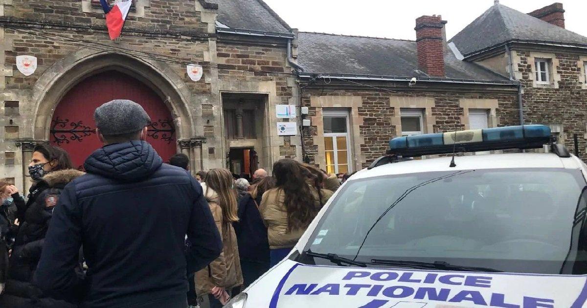 3 nantes.jpg?resize=1200,630 - Un collège de Nantes a été évacué après une agression suspecte dans l'établissement