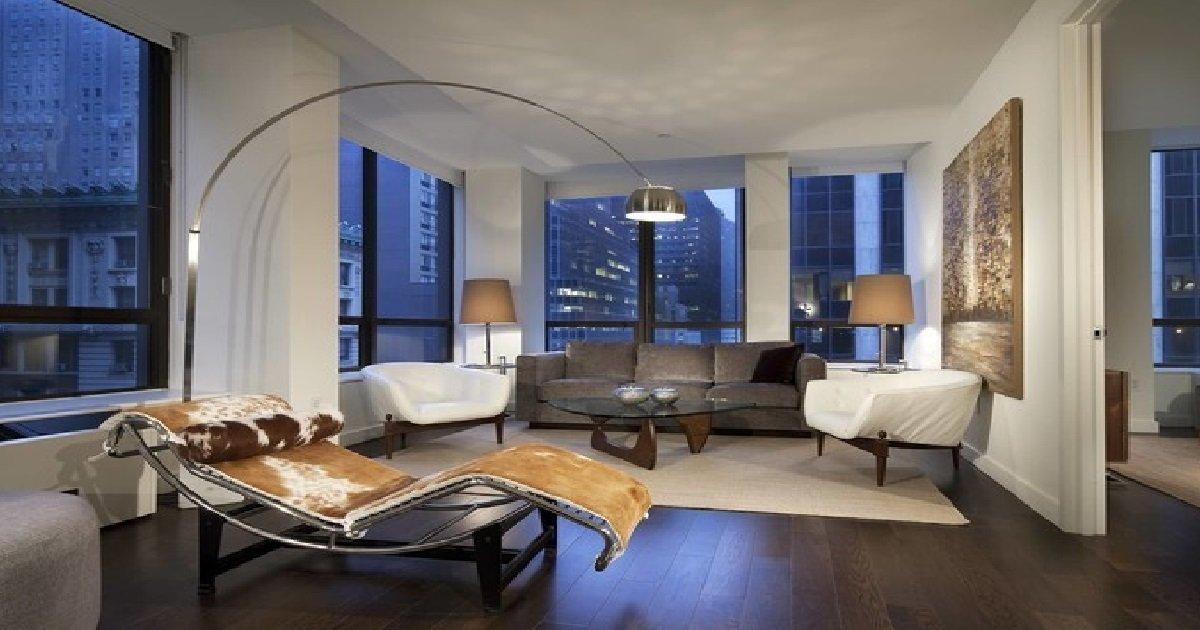 3 nyc.jpg?resize=412,232 - Des habitants d'un immeuble ont offert un appartement luxueux à leur femme de ménage