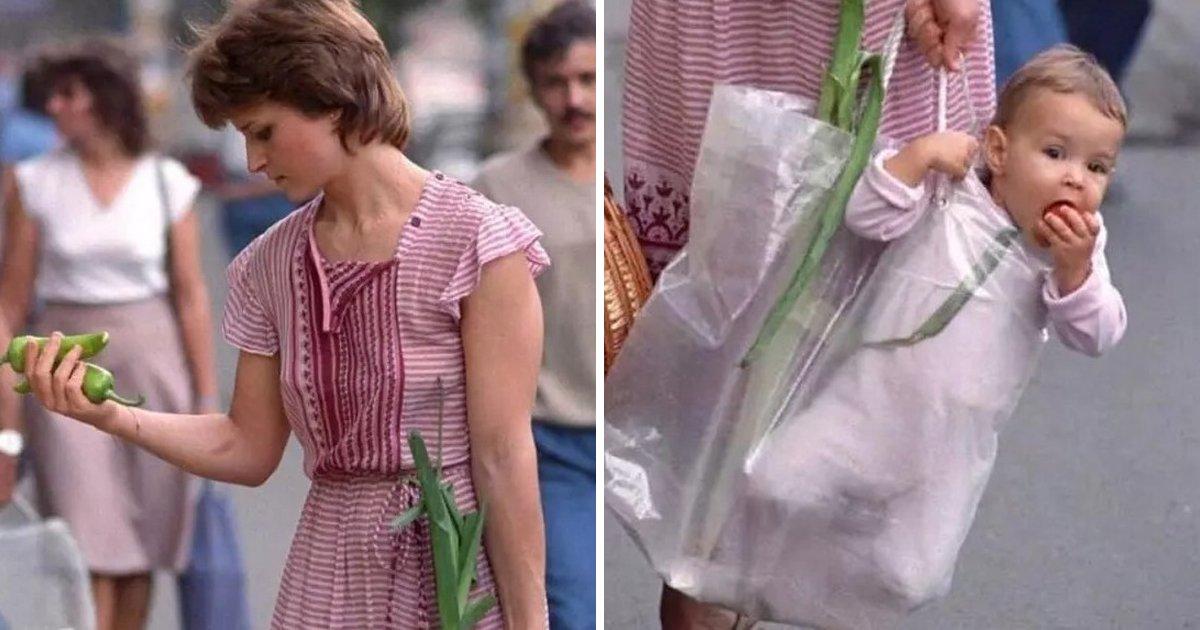 4 48.jpg?resize=412,275 - 딸을 비닐봉투에 넣고 장보던 엄마 '33년 뒤' 근황