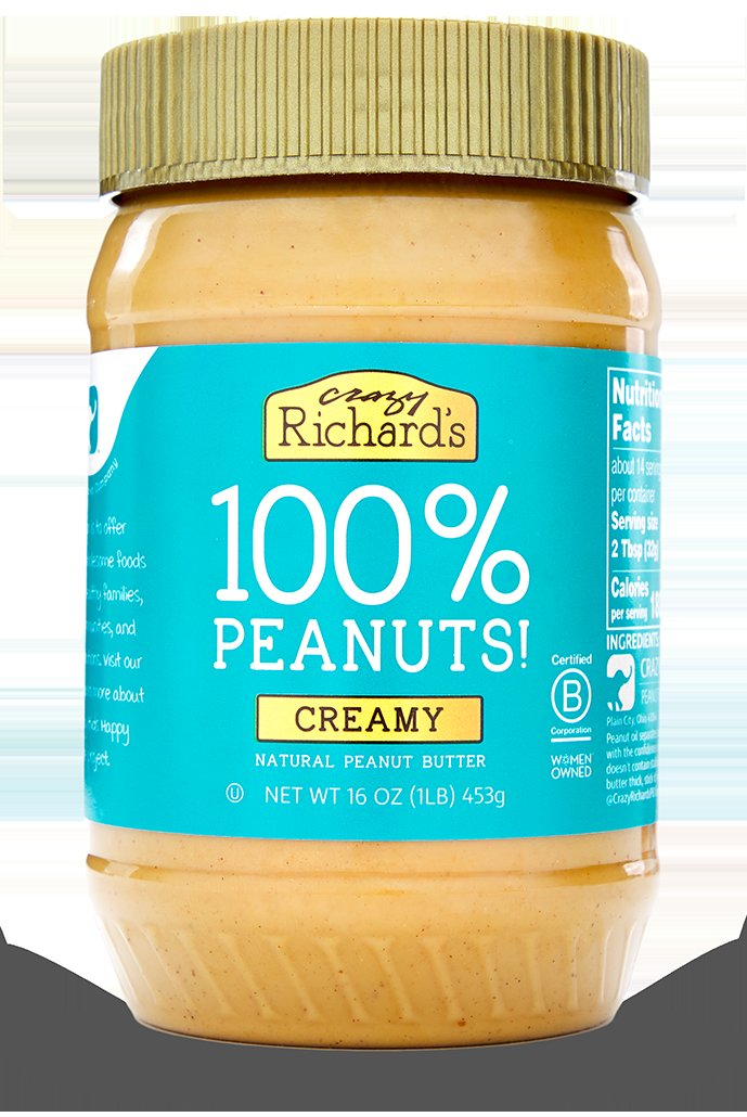xylitol in peanut butter