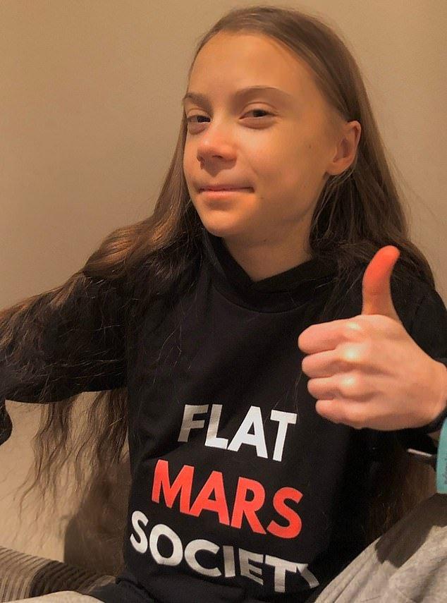 Greta Thunberg-