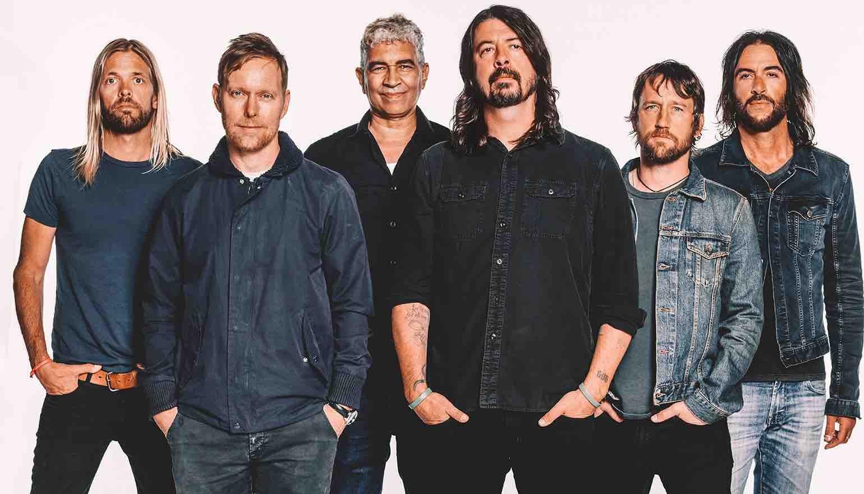 Foo Fighters Members