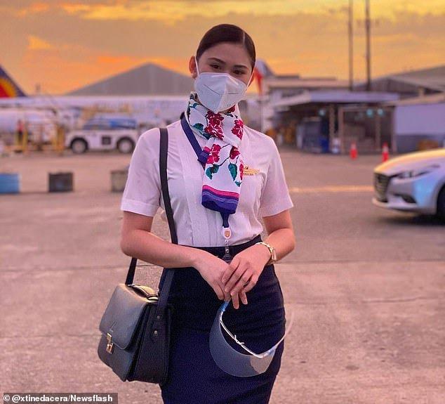 murdering of air hostess