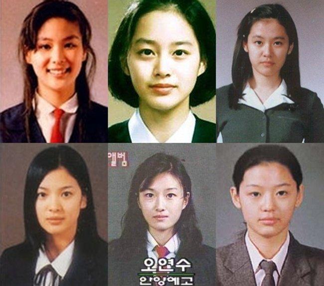 여자 연예인들 졸업사진, 과거도 변함없는 미모 눈길 < 연예 < 기사본문 - 뉴스포스트
