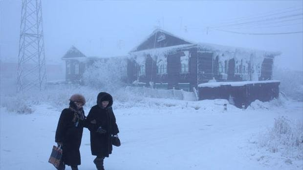 La población más fría del mundo: se alcanzan los -71ºC, los móviles no funcionan y no hay baños en las casas
