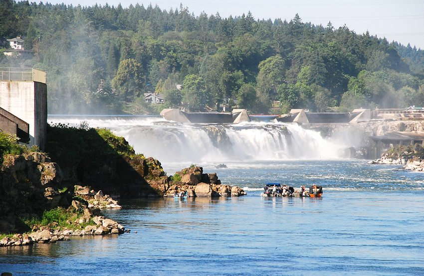Willamette Falls a key topic at Metro Council meeting in Oregon City | Metro