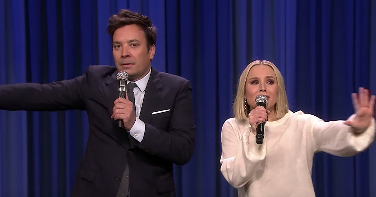 jimmy fallon kristen bell