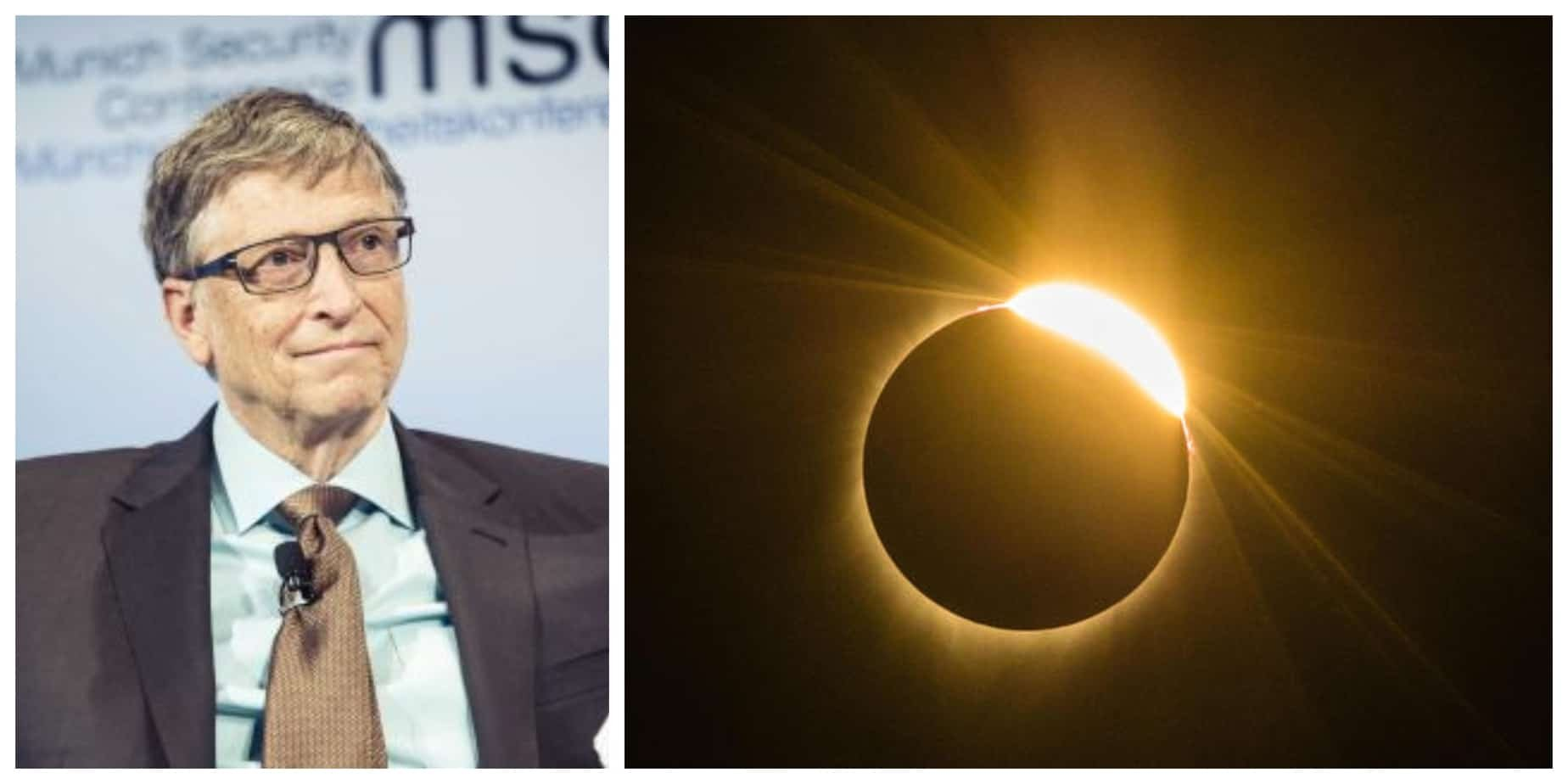 Bill Gates backs plan to tackle climate change by blocking out the sun