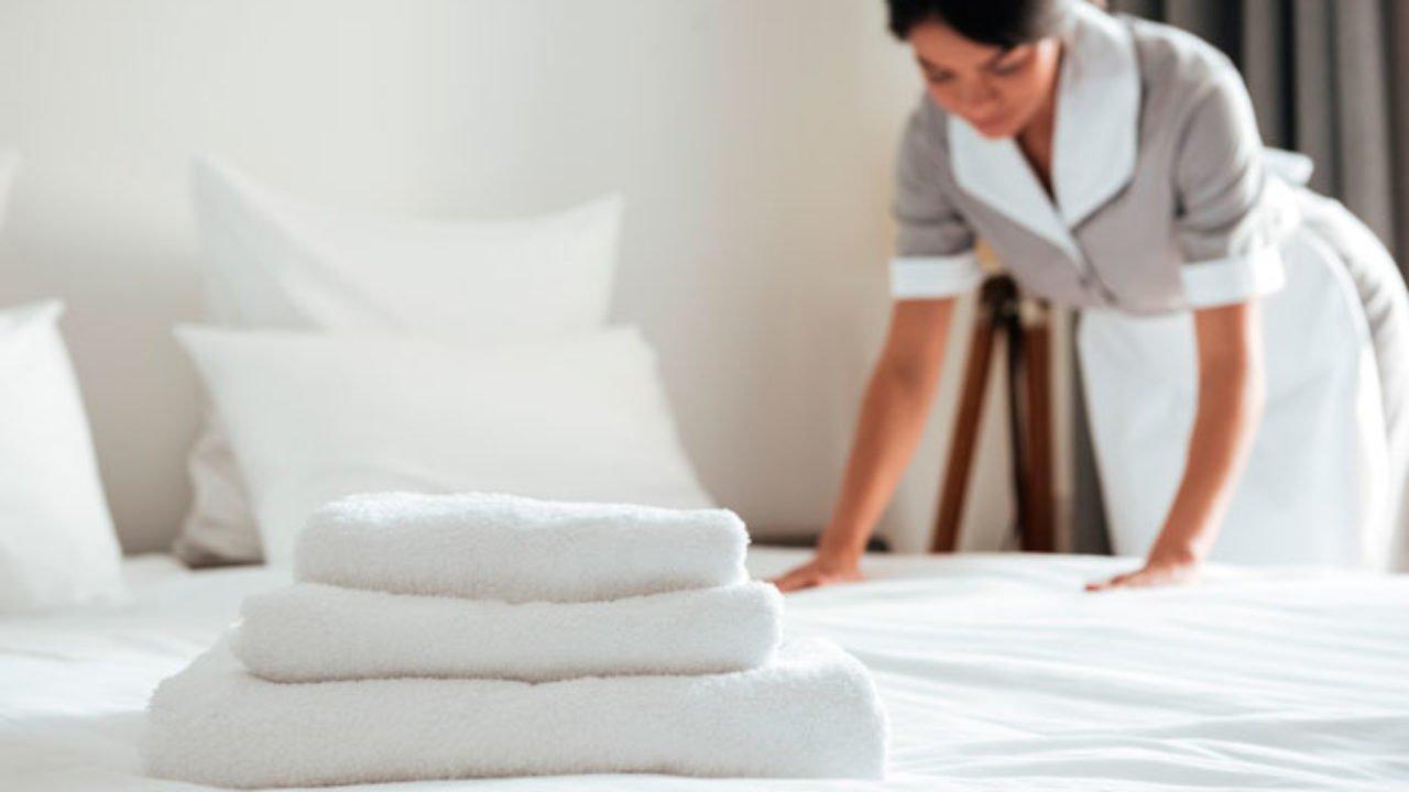 Pautas de limpieza pos-COVID-19 de las gobernantas de hotel