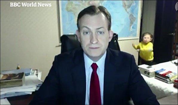 BBC 방송사고,