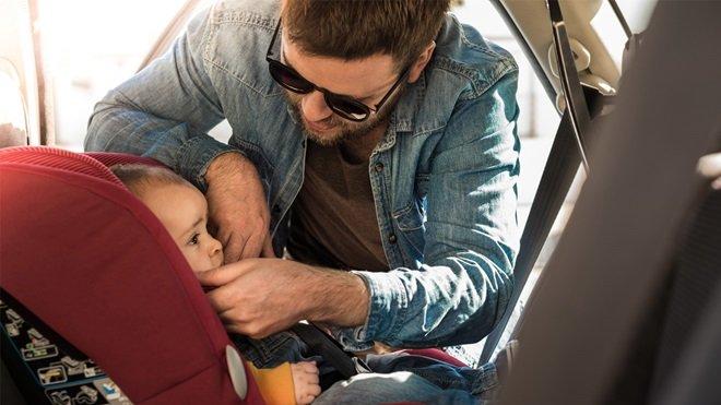 10 consejos para colocar bien la silla de coche