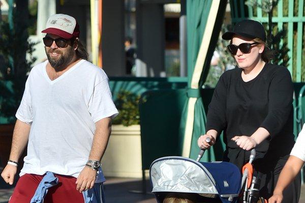 Adele y su ex marido estuvieron varios años viviendo separados antes de divorciarse | Celebrities