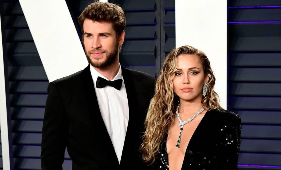 Miley Cyrus se burla de su breve matrimonio con Liam Hemsworth | Gente y Famosos | EL PAÍS