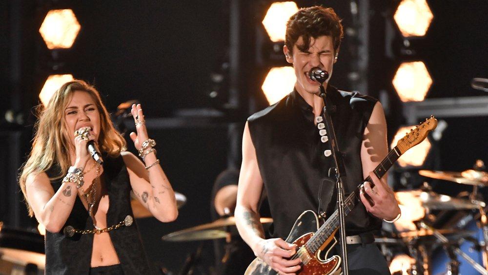 Grammys 2019: Shawn mendes y miley cyrus | MARCA.com