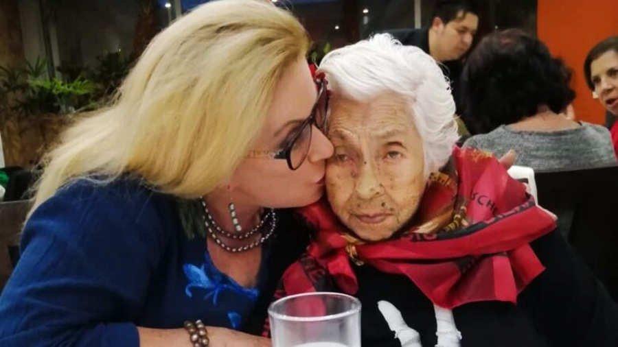 Abuela de Thalía celebró 102 años sin la presencia de la cantante | Noticias de El Salvador - elsalvador.com