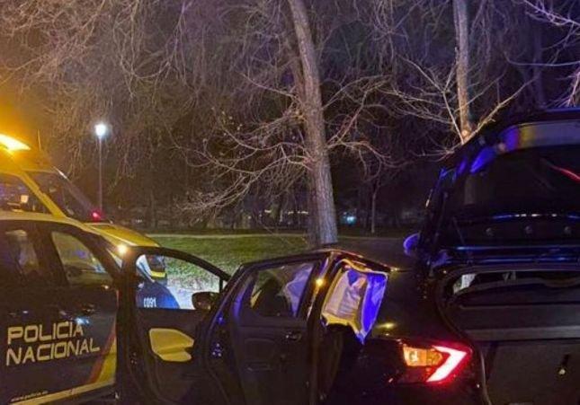 Encuentran en Madrid a un hombre secuestrado dentro del maletero de un coche