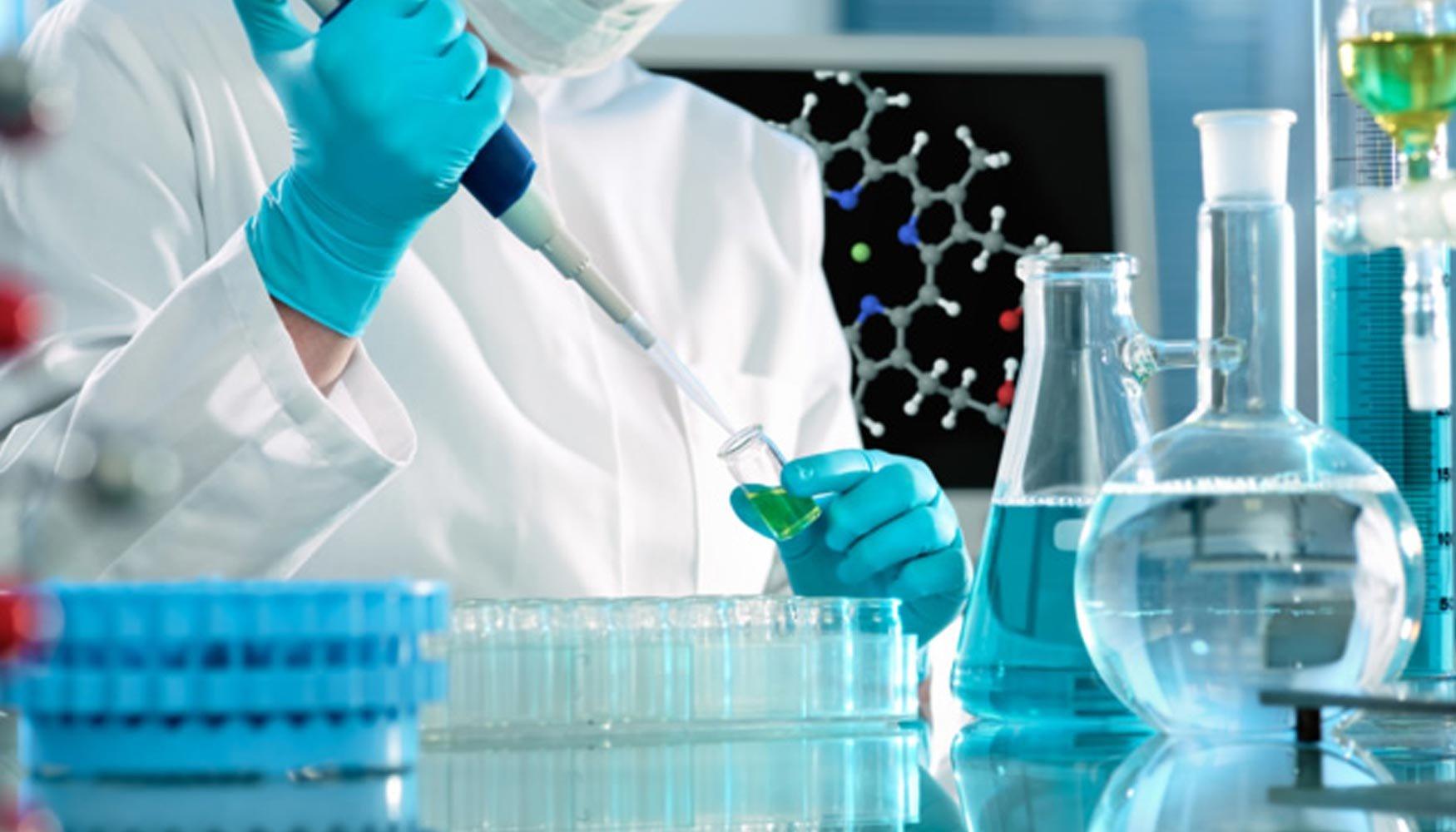 Brillantes perspectivas en el laboratorio - Química