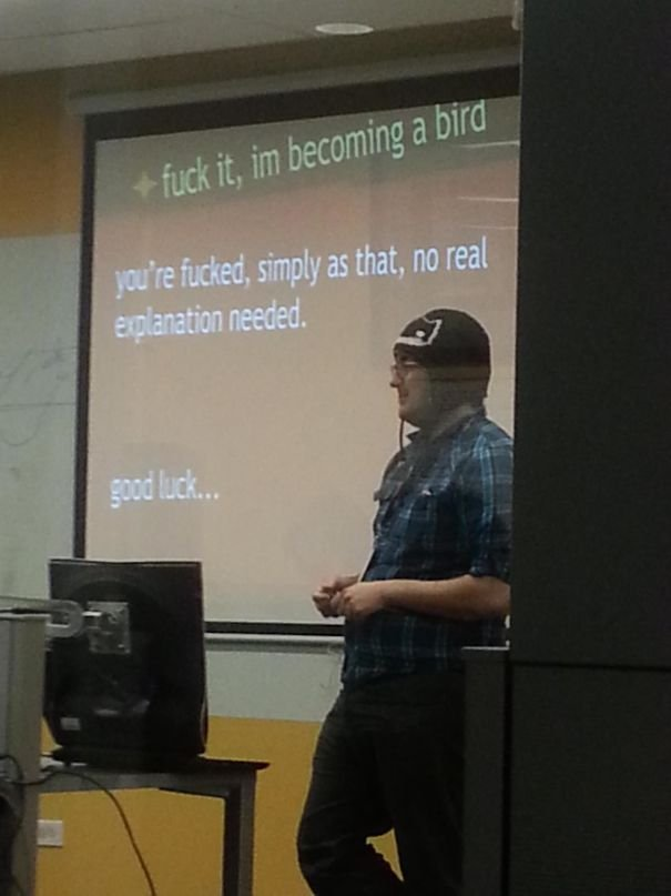 funny powerpoint presentations