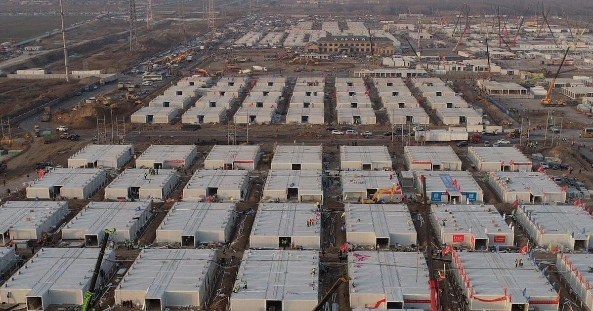 4864 e1611084392568.jpg?resize=412,232 - Covid-19 : la Chine construit un centre de quarantaine géant
