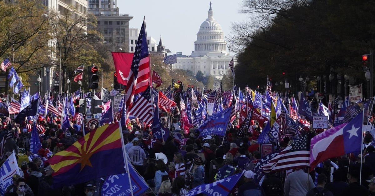 6000 e1609980153743.jpg?resize=1200,630 - Etats-Unis : Trump avait demandé à ses supporters de manifester à Washington