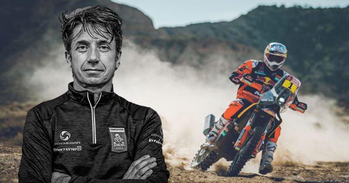 600167f87af50725ec2c5d01 e1610743869652.jpg?resize=366,290 - Dakar : le pilote français Pierre Cherpin meurt des suites d'un accident