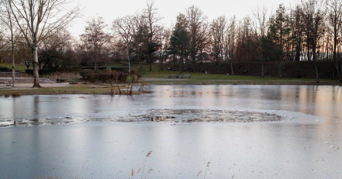 8 belfort.jpg?resize=412,232 - Un père et son fils tombés dans l'eau glacée ont été secourus par deux adolescents