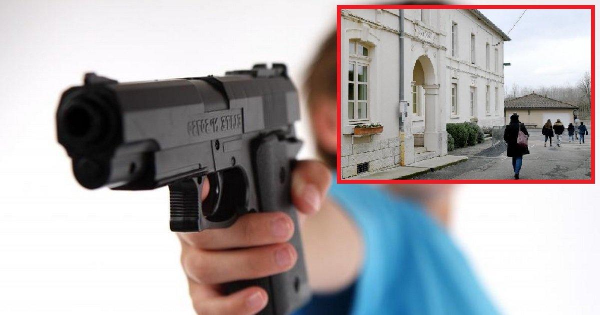 8 ecole.jpg?resize=1200,630 - Ain: à 10 ans, un élève est arrivé armé dans sa classe de CM2