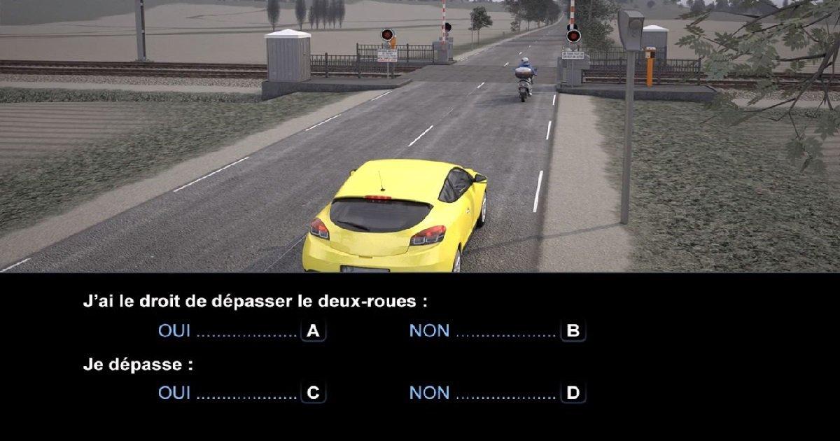 9 cdlr.jpg?resize=412,232 - Insolite: un homme a obtenu son code de la route au bout de... 158 fois