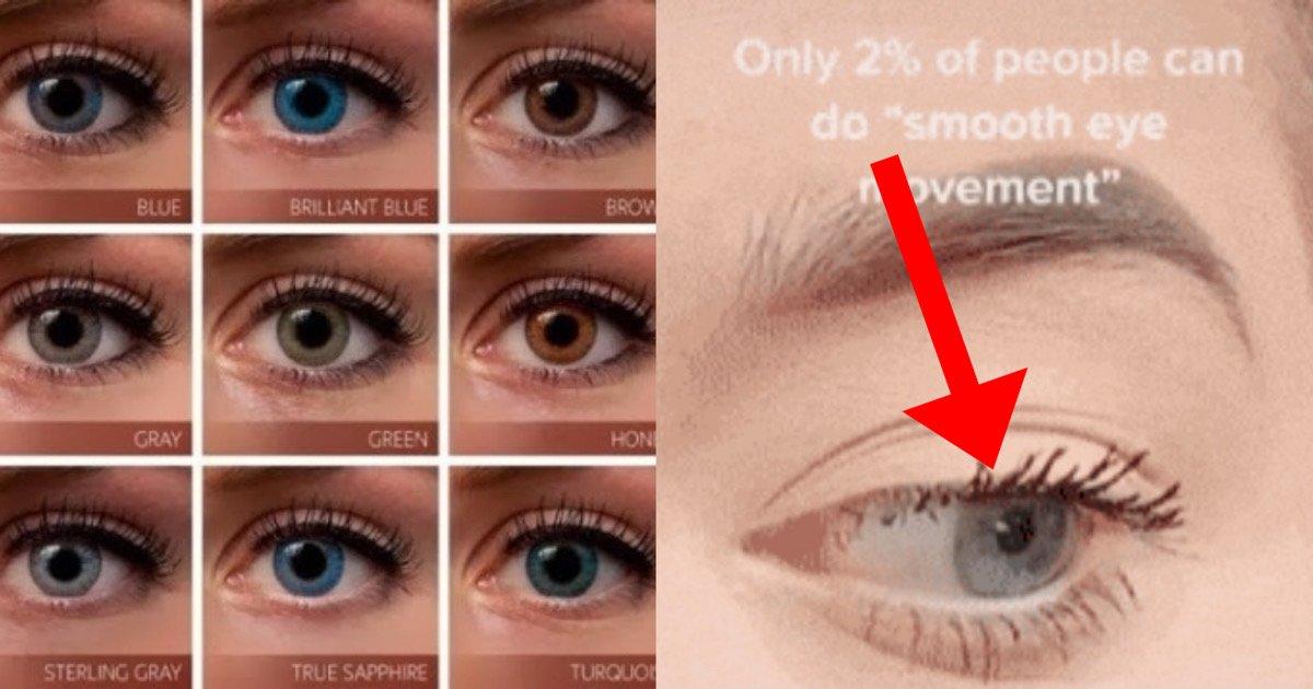 """a1f66a57 a30c 4f6d 82da 04eb2dc57c9d.jpeg?resize=1200,630 - """"이렇게 눈 움직일 수 있는 사람?""""…전세계에서 단 2%만 가능하다는 눈 움직임.gif"""
