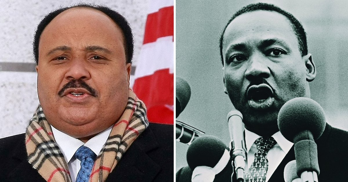 aaaaaaaaaah.jpg?resize=1200,630 - Martin Luther King Jr's Son Says His Father Would Be 'So Disappointed' In The Nation