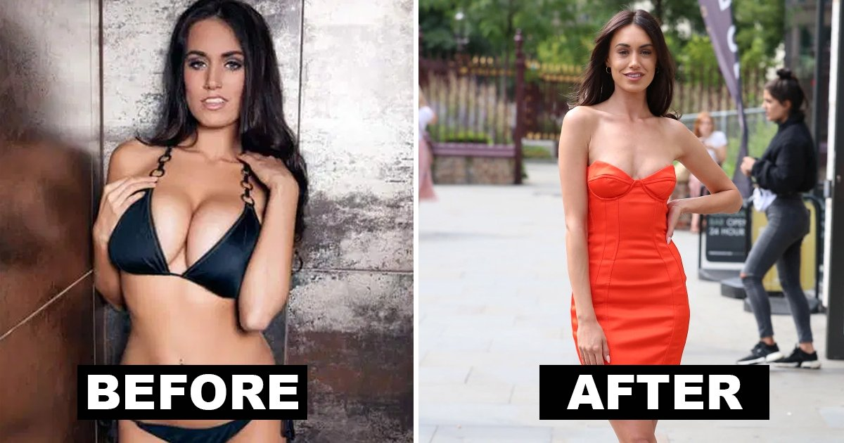 aggahh.jpg?resize=1200,630 - Clelia Theodorou Reveals Why Her 32GG Cleavage Reduction Was The Best Decision
